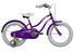 Electra Hawaii Girls Purple Metallic